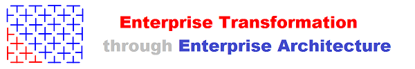 Enterprise Transformation through Enterprise Architecture